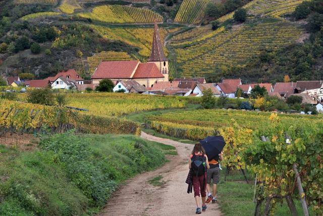 Bất động sản ở các vùng quê được ưa chuộng ngày một nhiều bởi giới nhà giàu châu Âu. Ảnh: David Silverman/Getty Images.