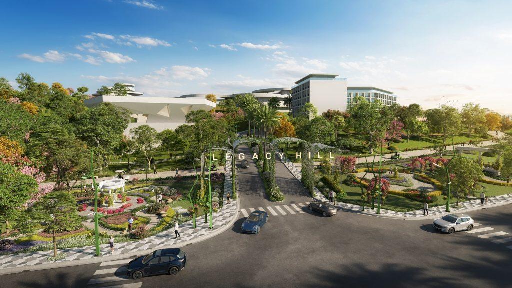 Legacy Hill – Điểm nhấn thị trường bất động sản ven đô năm 2020