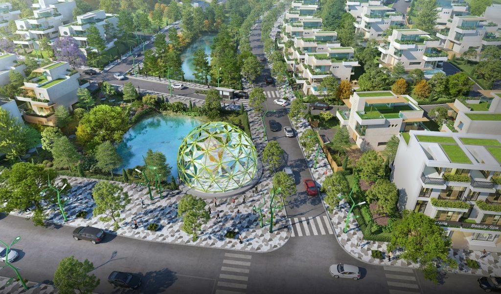 Legacy Hill Hòa Bình hội tụ đầy đủ yếu tố để trở thành một khu nghỉ dưỡng hút khách