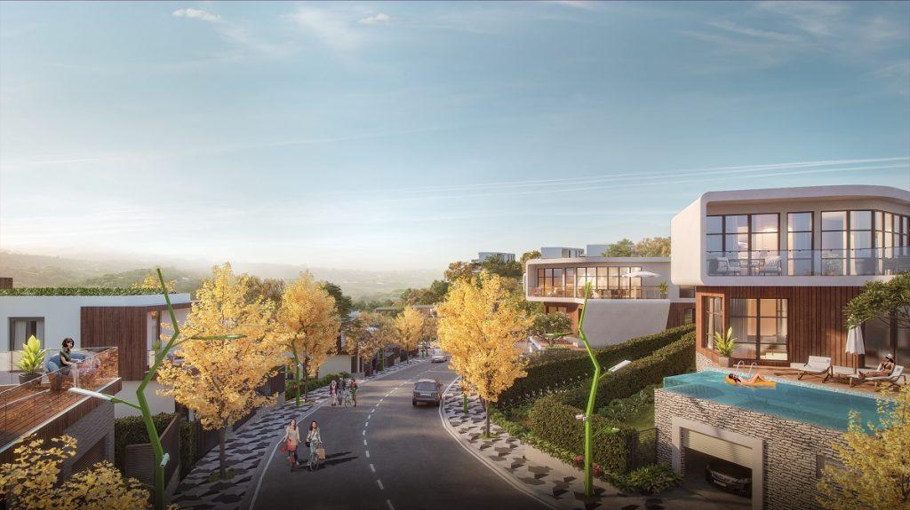 Không gian thiên nhiên đặc sắc tại Howard Johnson by Wyndham Legacy Hill Hoa Binh